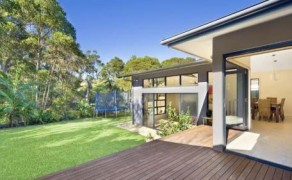 Frenchs Forest Extension from Rear