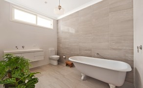 Avalon Ground Extension Bathroom