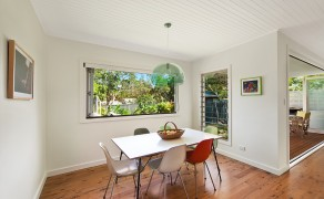 Avalon Ground Extension Dining Room