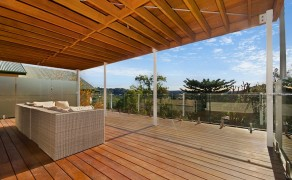 Pittwater Deck Addition