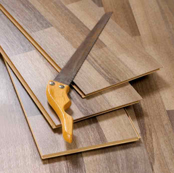 Floored for choice bhe building - Parquet click clack ...